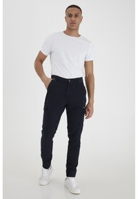 Blend - Cargo trousers - dark blue - 1