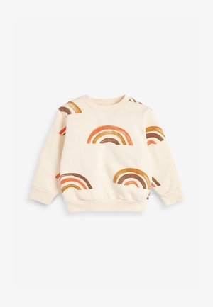 RAINBOW - Sweatshirt - stone