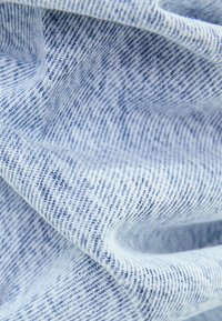 Bershka - Denim jacket - light-blue denim - 5