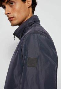 BOSS - CIBAR - Summer jacket - dark blue - 4