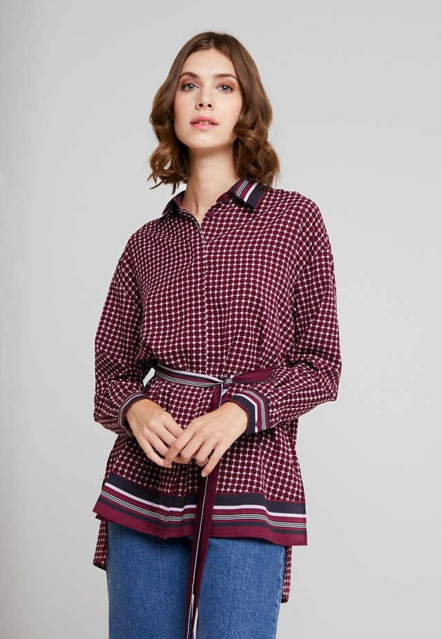 AMBRA LIGHT - Button-down blouse - multi