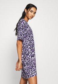 Fila - SATINKA TEE DRESS - Sukienka z dżerseju - lilac - 5