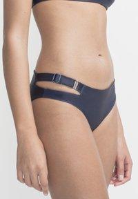 boochen - CAPARICA - Bikini bottoms - dark blue - 4