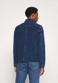 Selected Homme - SLHHARRY - Denim jacket - dark blue denim - 2