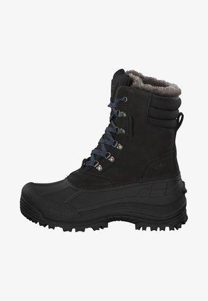 KINOS WP - Winter boots - black