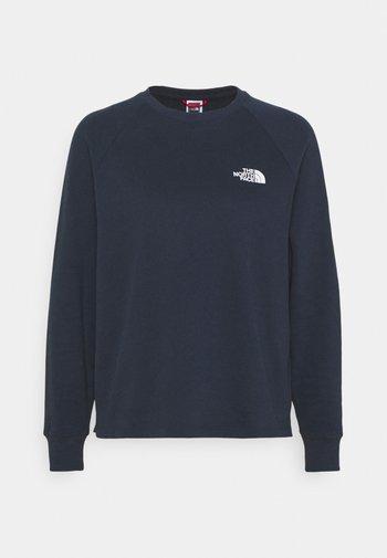 OVERSIZED HOODIE - Sweatshirt - urban navy