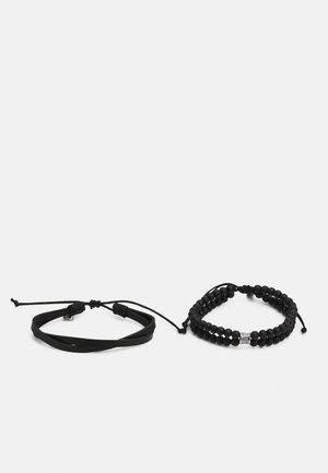 COMBO 2 PACK - Armband - black