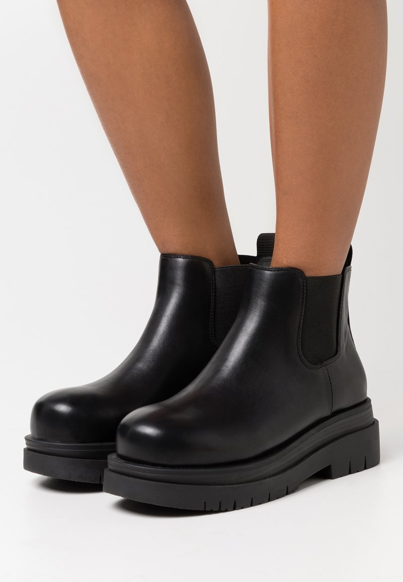 Koi Footwear - VEGAN  - Ankelboots - black