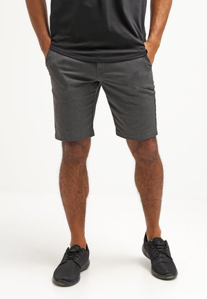 FRCKN MDN STRCH SHT - Shorts - charcoal heather