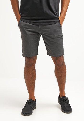 FRCKN MDN STRCH SHT - Shorts - charcoal heather