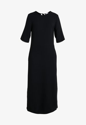ALIDA DRESS - Denní šaty - black