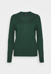 Banana Republic - EASY CREW SOLIDS - Jumper - sugar pine - 0