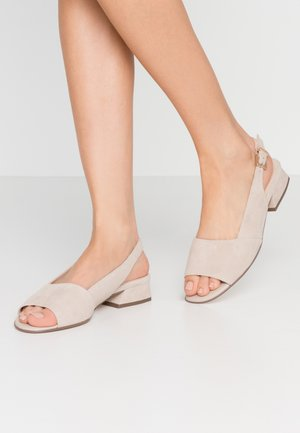 PANA - Sandals - sand