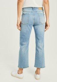 Opus - Straight leg jeans - blue - 1