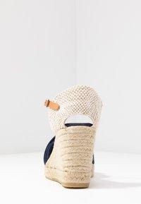 Kanna - SIENA - High heeled sandals - marino - 5