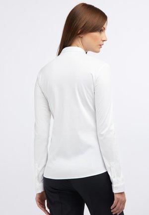 MALIS - Button-down blouse - white