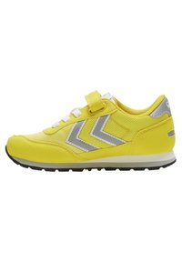 Hummel - REFLEX JR UNISEX - Trainers - yellow - 5