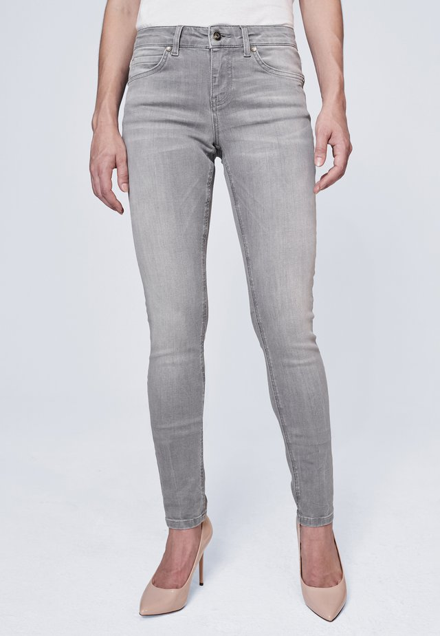 KAR-LIE - Jeans Skinny Fit - grey used