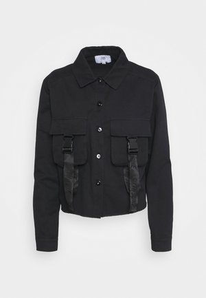 JACKET - Lehká bunda - black