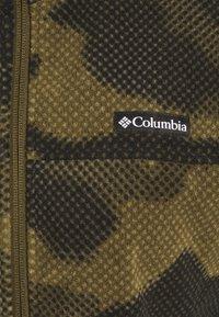 Columbia - ALI PEAK™ - Fleecetakki - stone green - 4