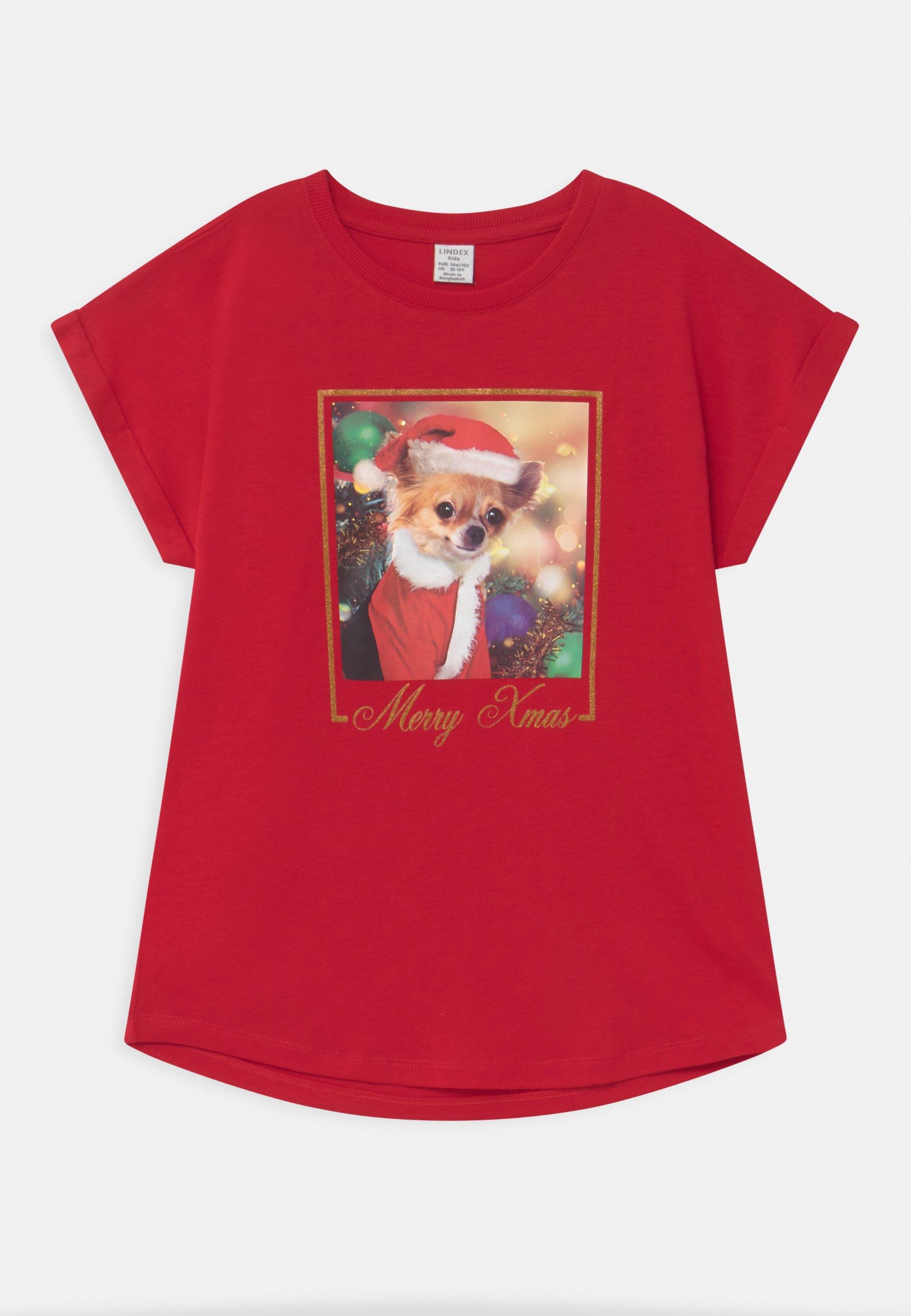 Kids HOLIDAY CHIHUAHUA CHRISTMAS - Print T-shirt