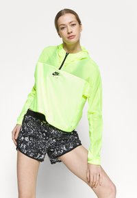 Under Armour - FLY PRINTED SHORT - Sports shorts - black - 3