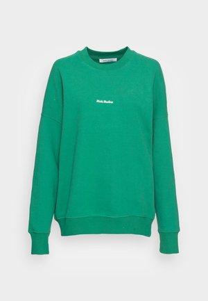 NEWCLASSICLOGOCREWNECK - Sweatshirt - ferngreen
