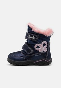 Lurchi - KERANI SYMPATEX - Winter boots - atlantic/rose - 0