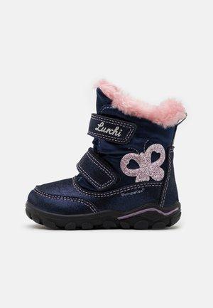 KERANI SYMPATEX - Winter boots - atlantic/rose