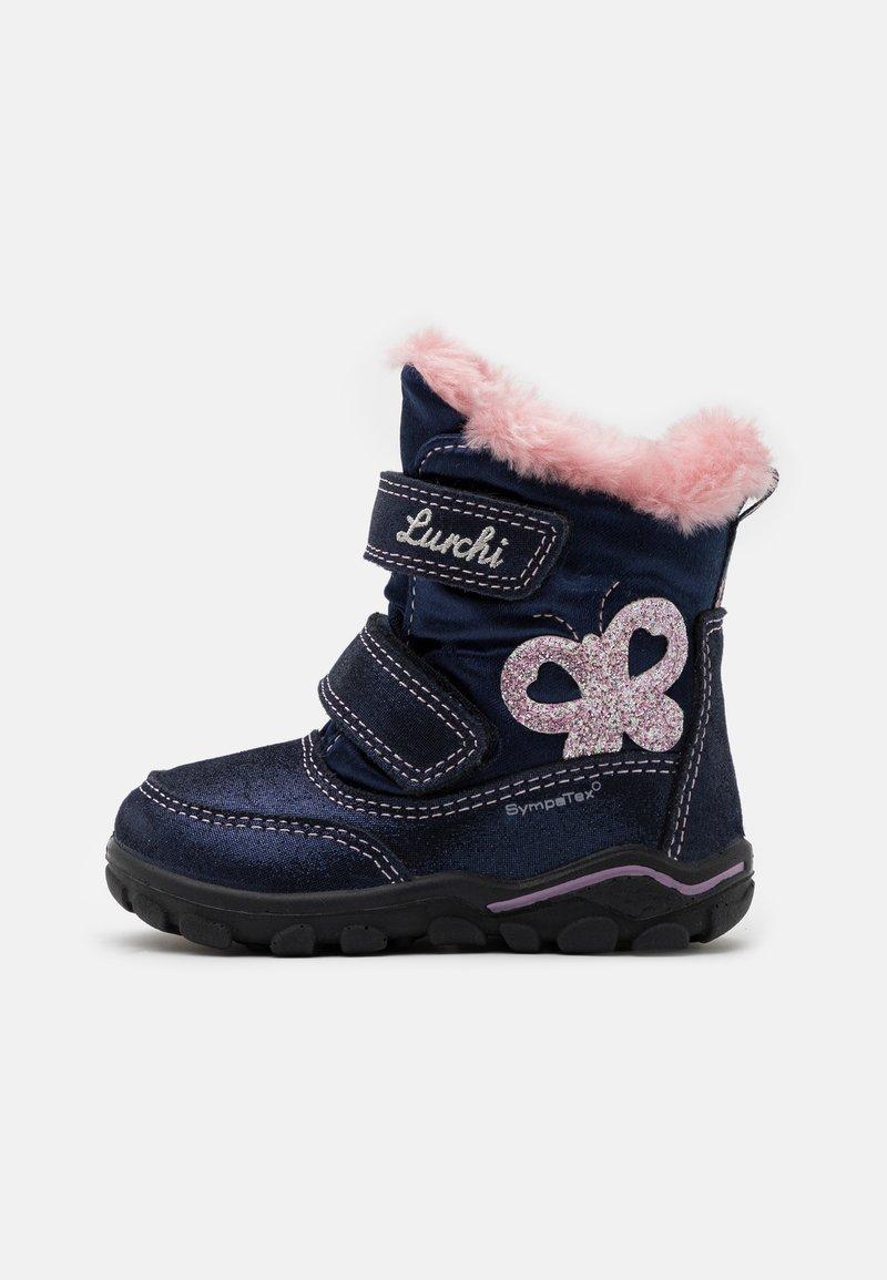 Lurchi - KERANI SYMPATEX - Winter boots - atlantic/rose