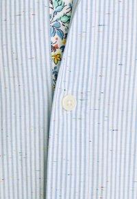 Hackett London - SLIM FIT - Shirt - sky/multi-coloured - 6