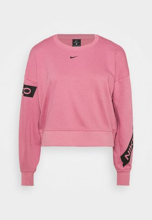 GET FIT - Sweatshirt - desert berry