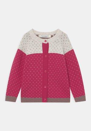 ERIN BABY UNISEX - Cardigan - pink