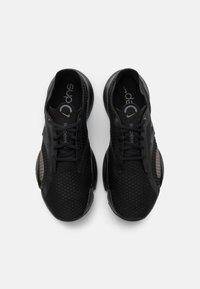 Nike Performance - SUPERREP GO - Zapatillas de entrenamiento - black/metallic pewter/iron grey - 3