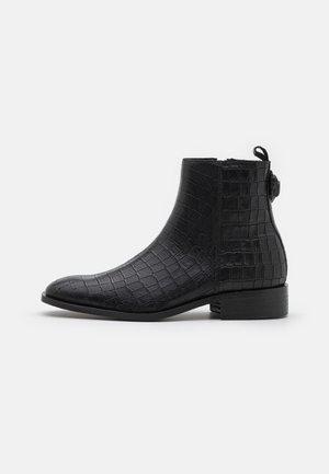 BARNES OPTIC ZIP BOOT - Classic ankle boots - black