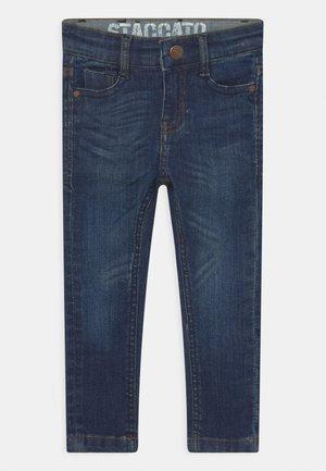 Straight leg -farkut - mid blue denim