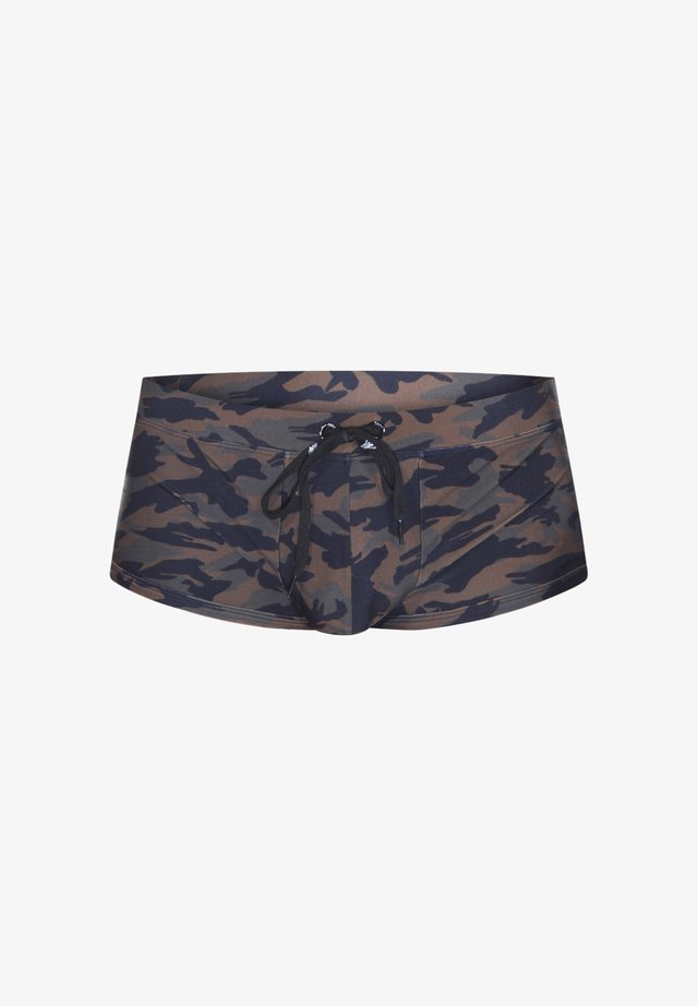 Swimming trunks - grün