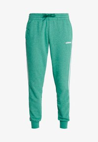 adidas Performance - PANT - Tracksuit bottoms - green/white - 3