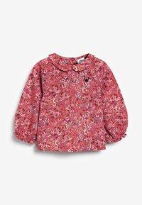 Next - DISNEY MINNIE MOUSE PINAFORE SET - Denim dress - dyed denim - 1