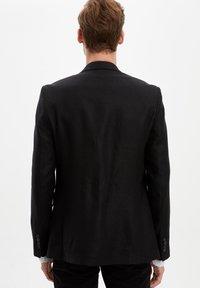 DeFacto - Blazer jacket - black - 2