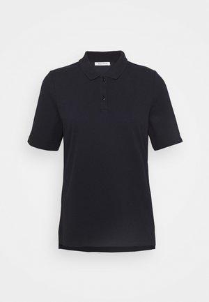 SHORT SLEEVE FLAT COLLA - Polo shirt - night sky