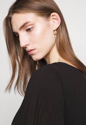 MOONEARRINGS - Earrings - gold-coloured/grey