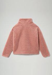 Napapijri - TEIDE - Fleece jumper - pink woodrose - 1