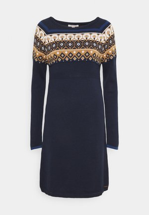 DRESS - Jumper dress - night sky blue