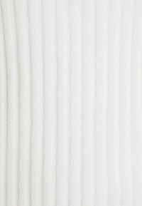 pure cashmere - BOAT NECK - Svetr - white - 2