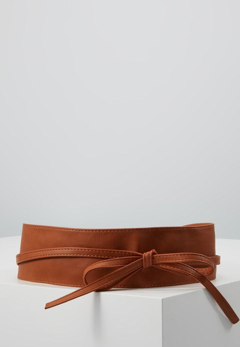 NAF NAF - SKIMONO - Waist belt - camel