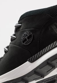 Timberland - SPRINT TREKKER - Sneaker high - black - 5