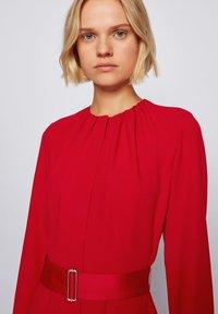 BOSS - DIBANORA - Day dress - red - 4