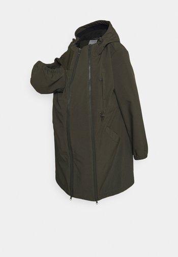 3-WAY GLEASON - Zimní bunda - olive