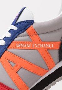 Armani Exchange - RETRO RUNNER - Sneakersy niskie - multicolor - 5